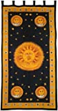 RBI Fortune Telling Toys Altar Cloth Sun God Curtain 44'' x 88''