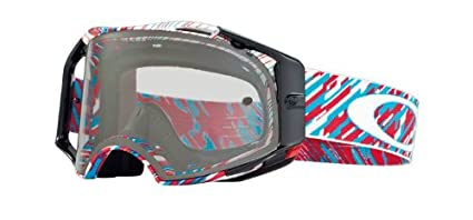 aca91cbcdc Image Unavailable. Image not available for. Color  Oakley Airbrake MX Rain  of Terror Goggles ...