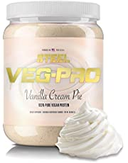 Steel Supplements Veg-PRO Vegetable Pea Protein Isolate Powder Supplement Natural Organic Vegan 1.5 Pounds