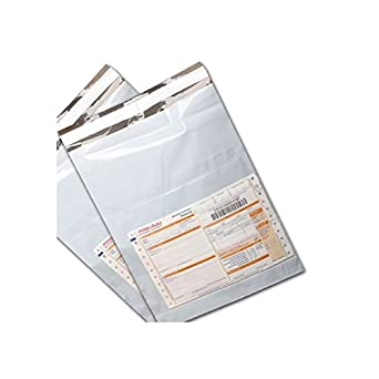 Storite 10 X 12 Inch Tamper Proof Plastic Courier Bags Envelopes 60 Micron  with POD Pouch (50 Quantity)  Amazon.in  Amazon.in 3abf5366fd346