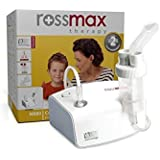 Rossmax Compact Type Nebulizer (White)