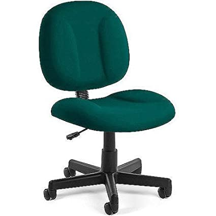 Attirant Desk Computer Chair, Multiple Colors, Stain Resistant Fabric, Upholstery,  No Arms