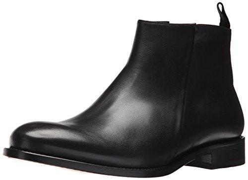 Bacco Bucci Men's Varane Chelsea Boot, Black, 14 D US