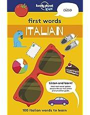First Words - Italian: 100 Italian words to learn