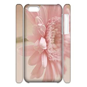 LASHAP Phone Case Of beautiful flower Daisy for iPhone 5C