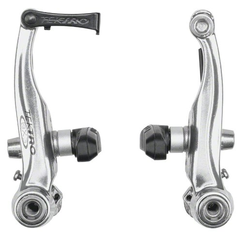 (Tektro BX3V BMX Linear Pull Brake Silver )