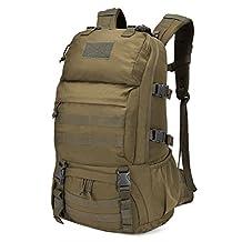 Mardingtop Tactical Backpack/Military Rucksacks/Sports Outdoor Military Bag for Shotting Hunting Camping Hiking Trekking