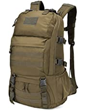 Mardingtop 25/28/30/35/40L Military Backpack Tactical Rucksack for Camping Hiking Traveling