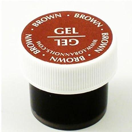 Amazon.com: Lorann Oils Gel Food Coloring, 1/2-Ounce, Brown: Kitchen ...