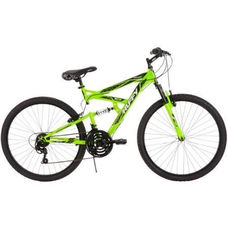 "26"" Huffy Mens Rock Creek Mountain Bike, Green"