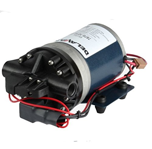 Totally Enclosed Non Ventilated Motor (Delavan FB 2 Series Diaphragm Pump 12V, 60 PSI, 7.0 GPM, Deman Pump)