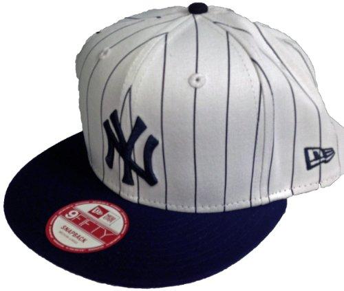 New Era NY Yankees 9Fifty Snapback Hat - Pinstripe