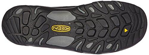 Keen Oakridge Wp, Zapatos de Low Rise Senderismo para Hombre gris