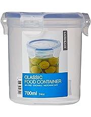 علب دائرية طويلة لتخزين الطعام من لوك اند لوك – 700 ملم، HPL932D