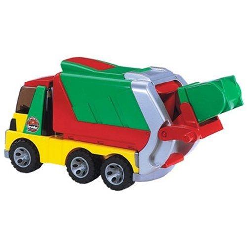 Bruder Garbage Truck - Bruder Toys Roadmax Garbage Truck