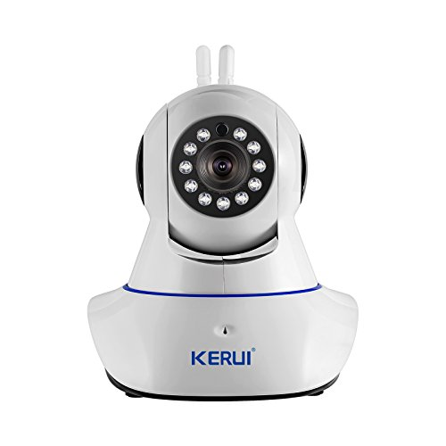 KERUI N62 WiFi Wireless 720p IP Camera Video Monitoring/Netw