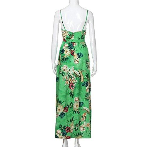 b3b038ca6 Keepwin Vestido De Mujer Falda Vestido Elegante De Noche para Boda  Vacaciones Largo Vestido De Coctel