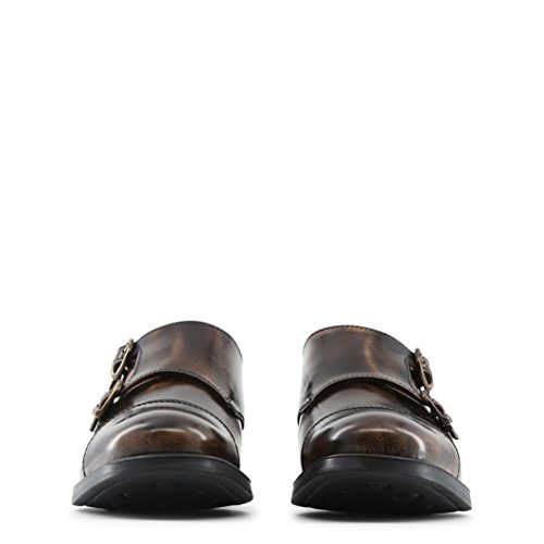 Marrón Shoes Made In Italia Zapatos Mujer Monkstrap nYx8vaxB