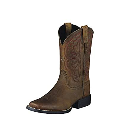 648d9a74aa5 Kids' Quickdraw Western Cowboy Boot