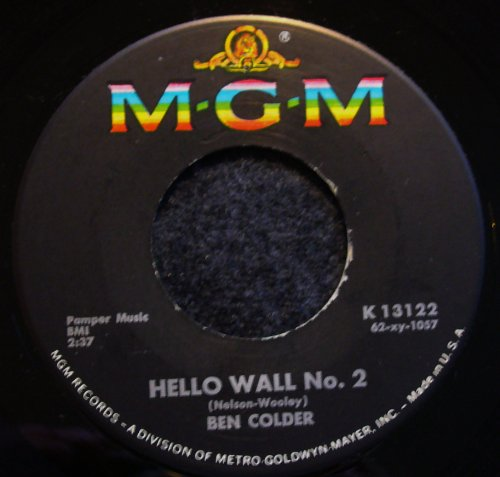 Shudders & Screams / Hello Wall No. 2