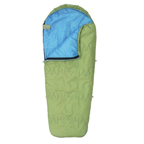 Kelty Little Dipper 40 Degree Synthetic Boys Short Sleeping Bag, Outdoor Stuffs