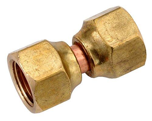 Anderson Metals 754070-08 1/2-Inch  Low Lead Brass Swivel Nut