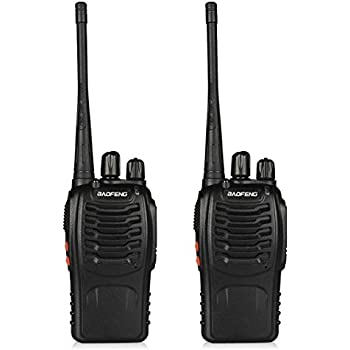 Türsprechstelle Mini Walkie Talkie Uhf 400-470 Mhz 2 W 1500 Mah Digitale Zwei Weg Radio Hf Transceiver Radio