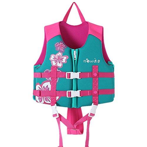 Swimwear Flotation (Zilee Kids Flotation Swimsuit Buoyancy Swimwear Surfing Beach Suit Vest Learn to Swim)