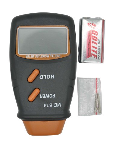 MD-814 Digital 4 Pins Wood Moisture Meter Tester Brand New Flag Day Discount Hot Deal Offer