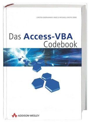 Das Access-VBA Codebook 2.A. Gebundenes Buch – 1. Oktober 2004 Bernd Held Addison-Wesley Verlag 3827321778 Programmiersprachen
