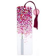 Lollipop Tree Beaded Bookmark