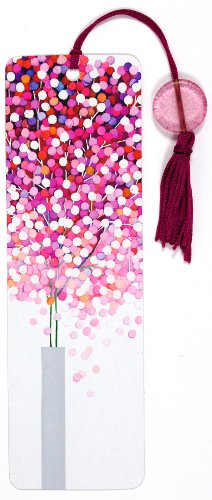 Lollipop Tree Beaded Bookmark