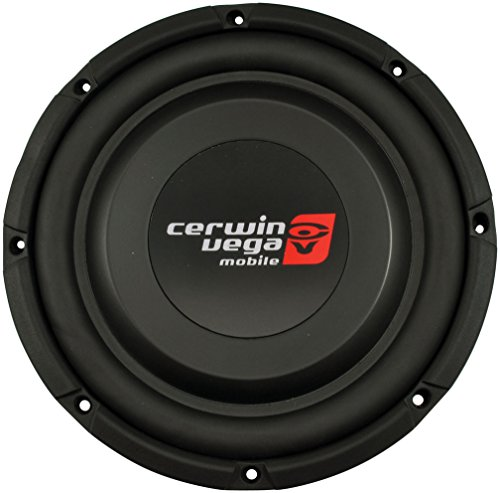 CERWIN VEGA VPS124D Pro Shallow 600 Watts Max 12-Inch Dual Voice Coil Subwoofer 4 Ohms