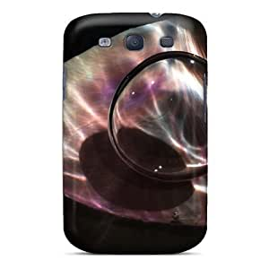 High Impact Dirt/shock Proof Case Cover For Galaxy S3 (bubble Too)