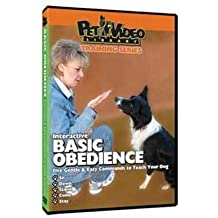 PVL BASIC DOG OBEDIENCE DVD