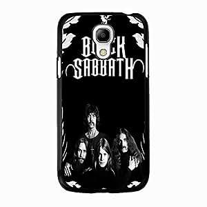 Delicate Vitage Design Durable Black Sabbath Phone Case Cover for Samsung Galaxy S4 Mini