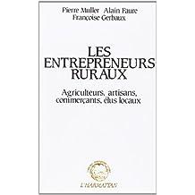 Entrepreneurs ruraux les