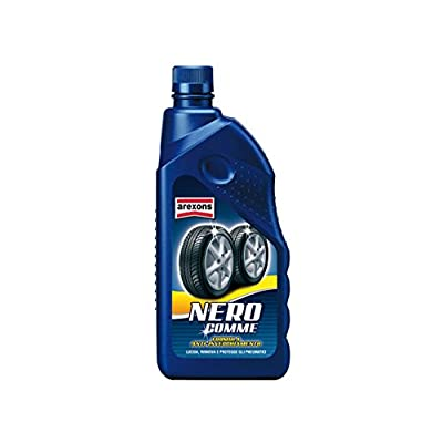 AREXONS 8377 Black Rubber 1 Litre: Automotive