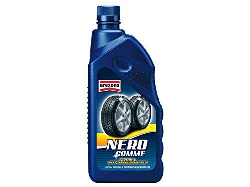 AREXONS 8377 - Negro para ruedas, 1 l