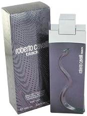 Roberto Cavalli Black Cologne for Men 3.4 oz Eau De Toilette Spray c179d63450