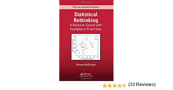 Amazon probability statistics books statistical rethinking a bayesian course with examples in r and stan chapman hall fandeluxe Gallery