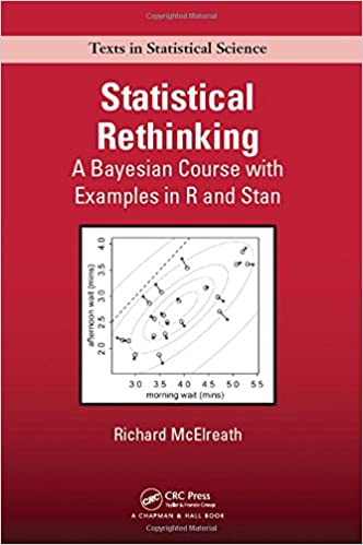 amazon statistical rethinking a bayesian course with examples in