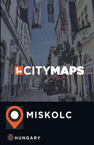 City Maps Miskolc Hungary
