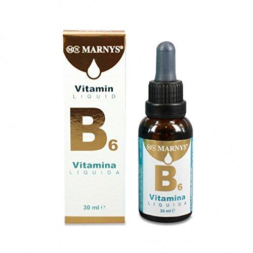 Marnys - Vit. b6 liquida 30ml. marnys
