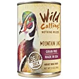 Wild Calling Mountain Lake Duck Can Dog Food 12 Pk by Best Friend