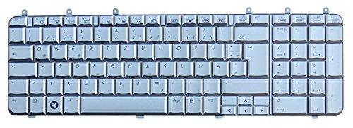 Original Tastatur HP Pavilion 10xx EG de Neu Silber