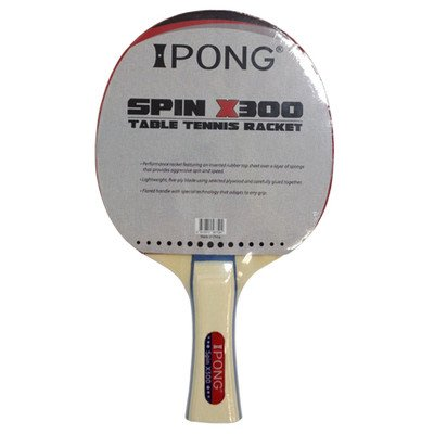 (iPong SpinX300 Racket)