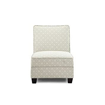 Ryder Gigi Slipper Chair Color Platinum