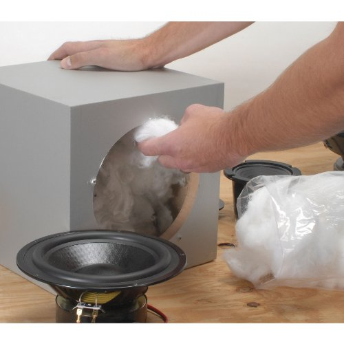 Parts Express Acousta-Stuf Polyfill 5 lb. Bag Speaker Cabinet Damping Material (Material Polyfill)