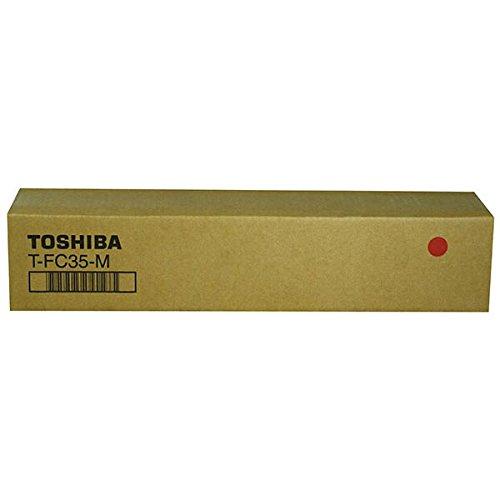 Toshiba E-Studio 2500C/3500C/3510C Magenta Toner 21000 Yield Modern Design High Quality New by Toshiba